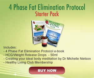 Changing Habits 4 Phase Fat Elimination Starter Pack